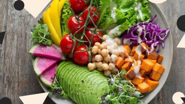 gezonde lunchgerechten