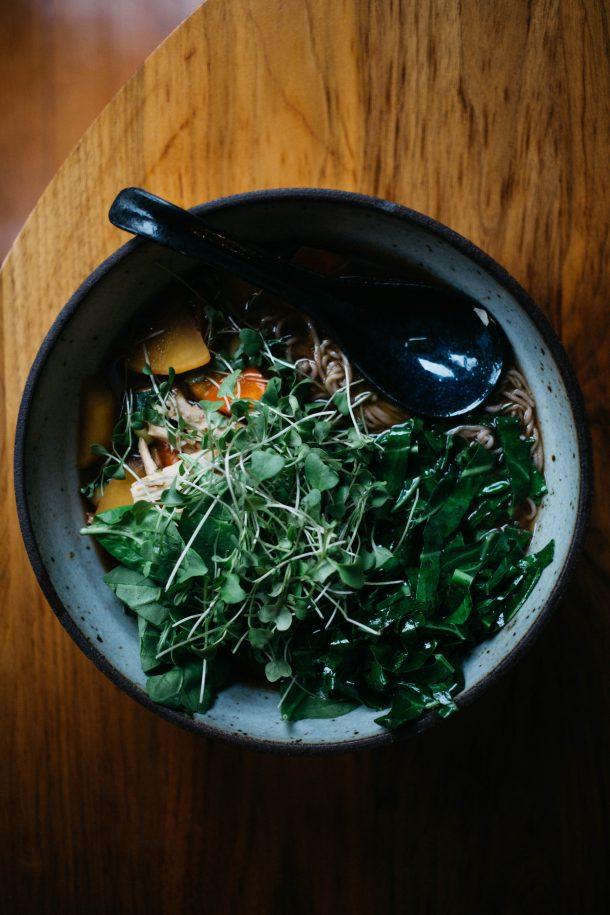 recept vegan maaltijdsalade