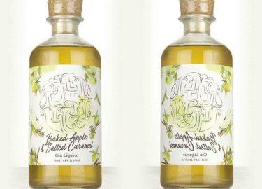 Salted caramel gin