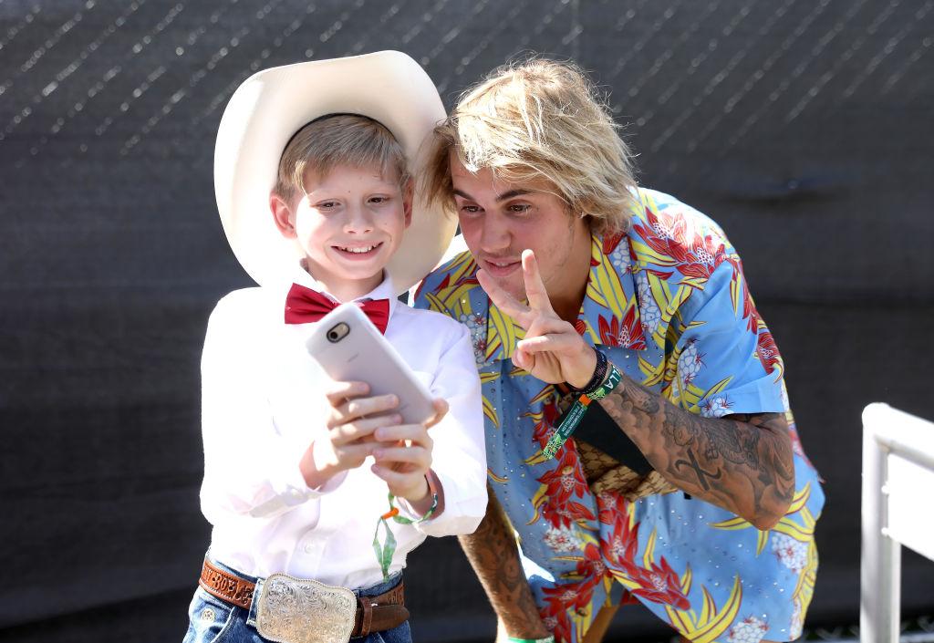 Justin Bieber heeft iemand een tik verkocht op Coachella - met een goede reden - NSMBL