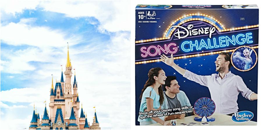 Disneyfans opgelet! Met dit spel laat je iedereen horen dat je alle Disneyliedjes uit je hoofd kent - NSMBL