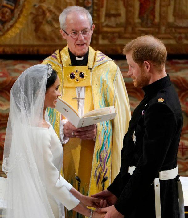 hoogtepunten royal wedding gelofte