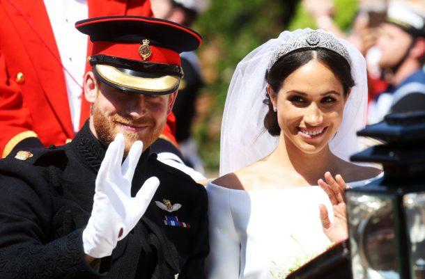 hoogtepunten royal wedding verlaten