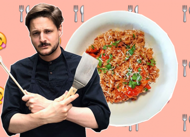 tomatenrisotto