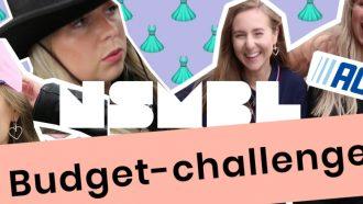 action challenge scoor een budget outfit