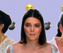 kardashian zussen huilen
