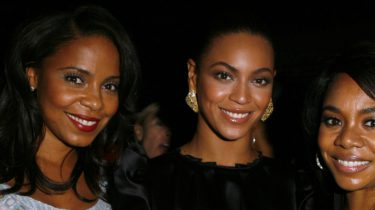 Regina Hall, Beyoncé en Sanaa Lathan in 2008