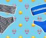 string bikini