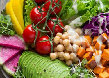 gezonde recepten wanneer je wil afvallen