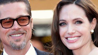 Angelina brad vechtscheiding