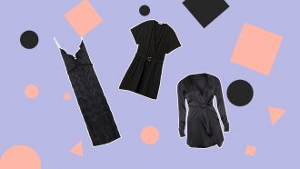 leuke zwarte jurkjes
