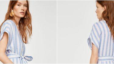 8864256370129b Dit superleuke Mango-jurkje zien we overal en hier koop je look-a-likes