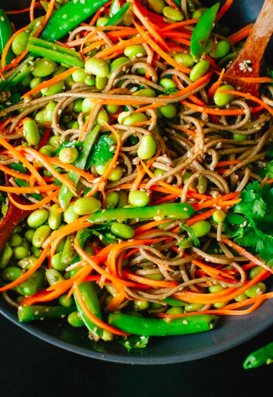 snelle vegan pasta recepten