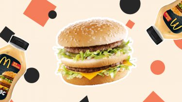 big mac saus winnen