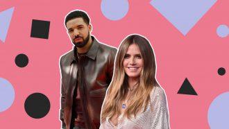 Drake Heidi Klum