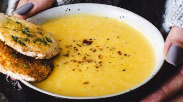 Recepten soep ziek