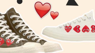 efc6ffdaa67 Comme des Garçons x Converse brengen nieuwe sneakers uit