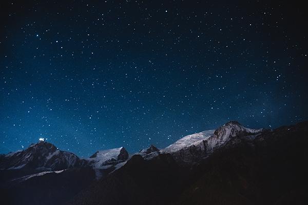 sterrenhemels reisbestemmingen