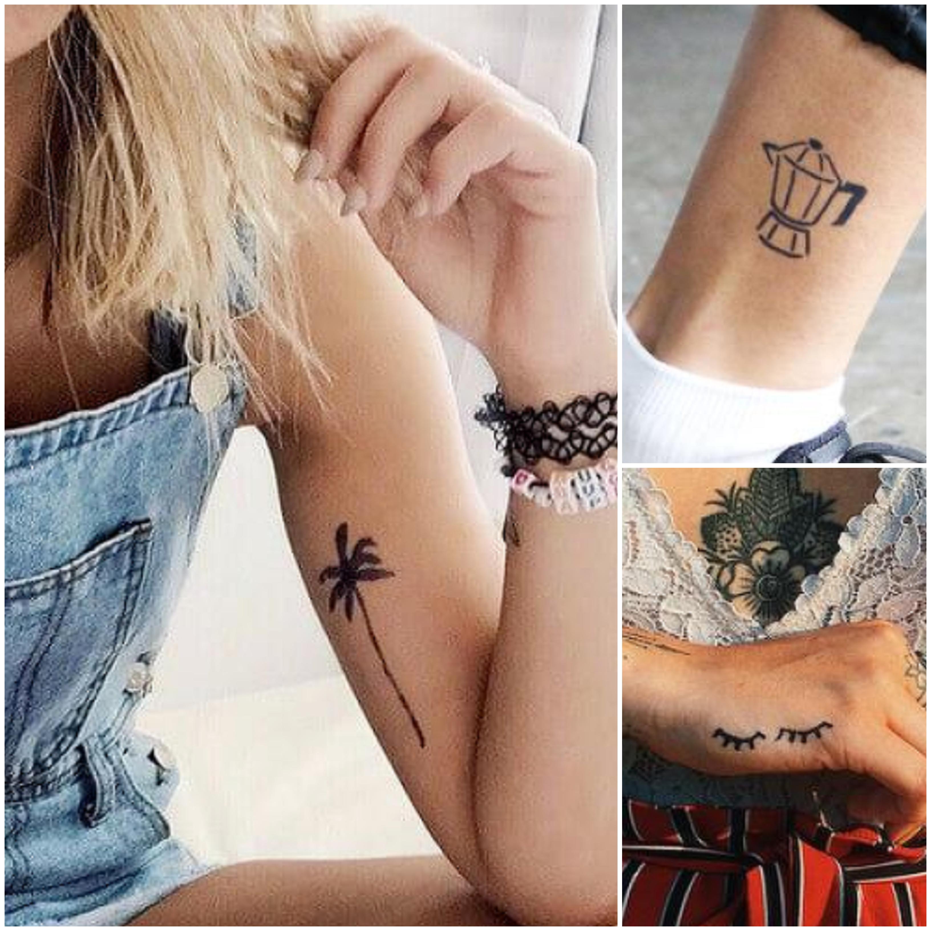 Tijdelijke Tattoos Voor De Eeuwige Twijfelaar Koop Je Bij