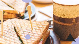 tosti gezond