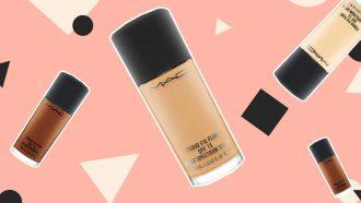 mac cosmetics foundation