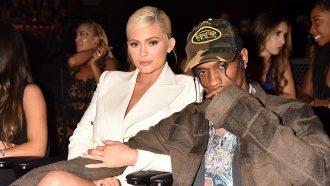 Kylie Jenner diamanten ring