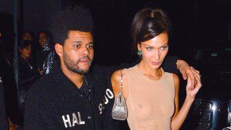 Bella Hadid The Weeknd trouwen