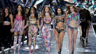Victoria's Secret celebrities boos