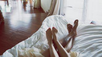 mannen in bed tips