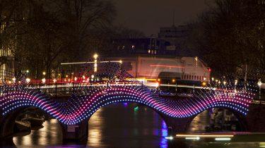 Kunstwerken Amsterdam Light Festival