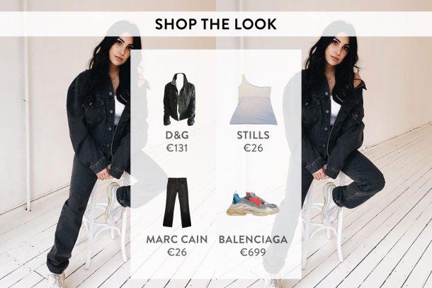 shop the look Anna nooshin