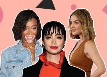 celebrity haartrends 2018