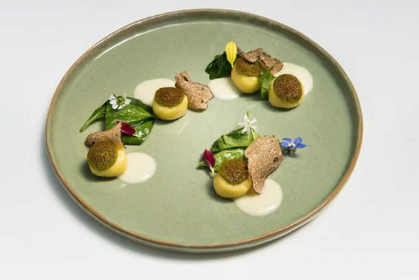 recepten met truffel