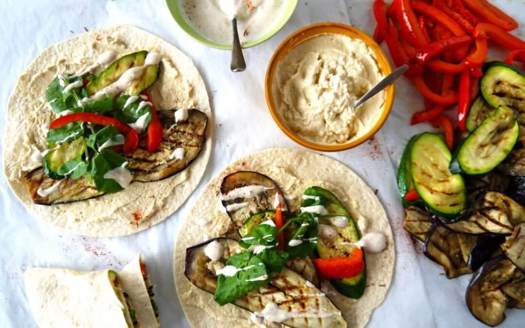 vegetarische gerechten vegetarisch