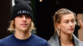 Justin Bieber Justin Bieber Hailey Baldwin kerstcadeau