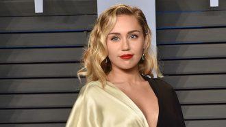 Miley Cyrus beroofd
