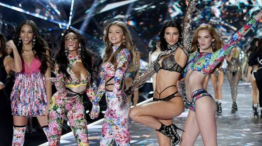 Victoria's Secret Show Nederlandse televisie