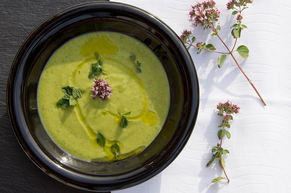 courgettesoep recepten