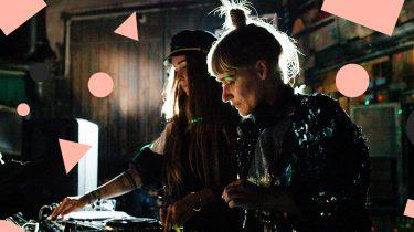 vrouwelijke DJs nederland