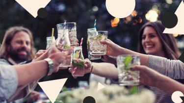 alcohol drankjes gezond eetpatroon