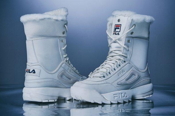 FILA sneaker laarzen