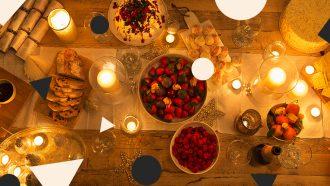 vegetarische recepten kerstdiner