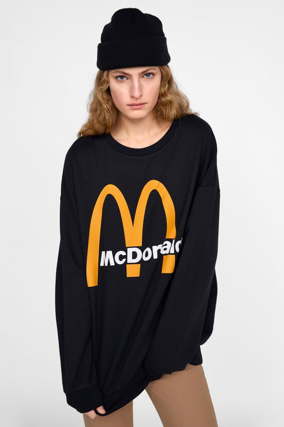 McDonald's zara collectie