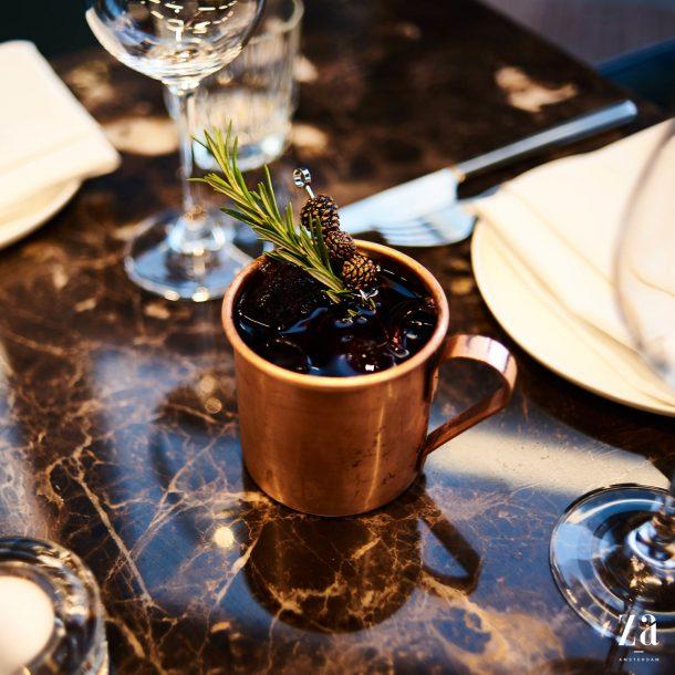 dining hotspot za amsterdam