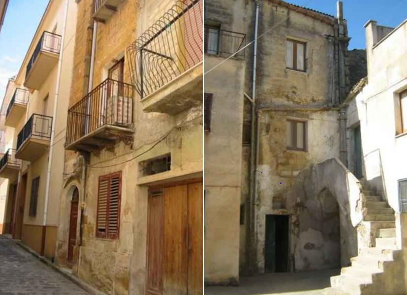 €1 huis Sicilië