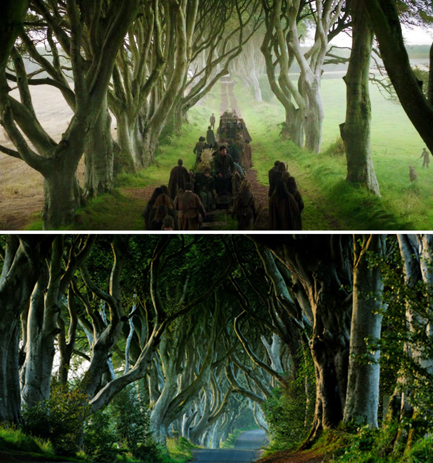 Game of Thrones locaties 1