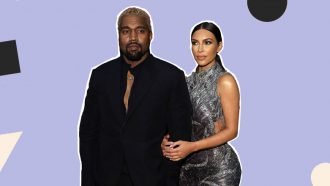 Kanye West Kim Kardashian vierde kind