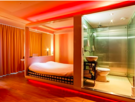 goedkope hotels amsterdam