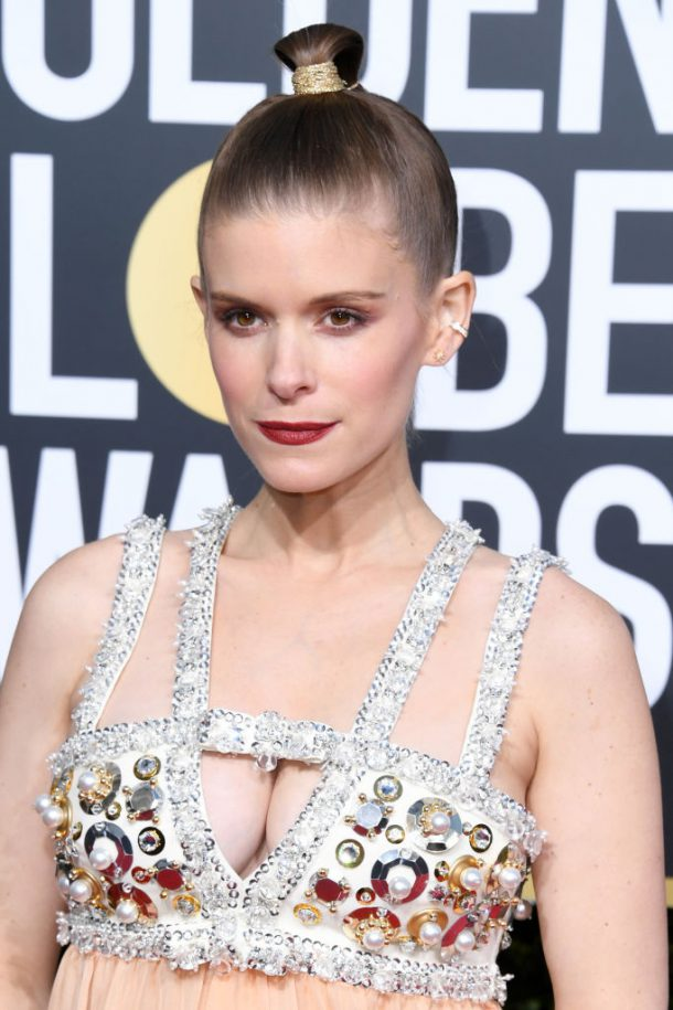 golden globes looks 2019 kate mara