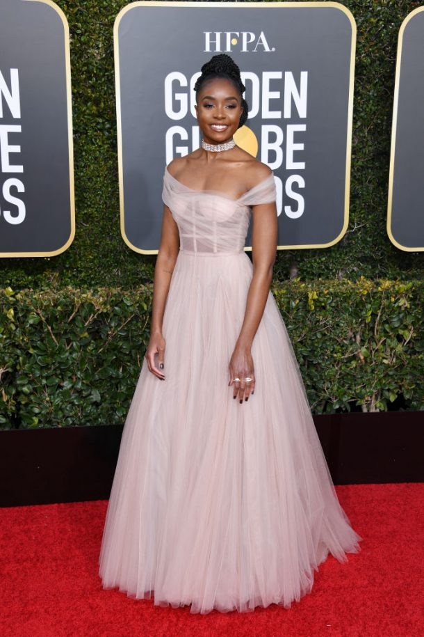 golden globes looks 2019 kiki layne